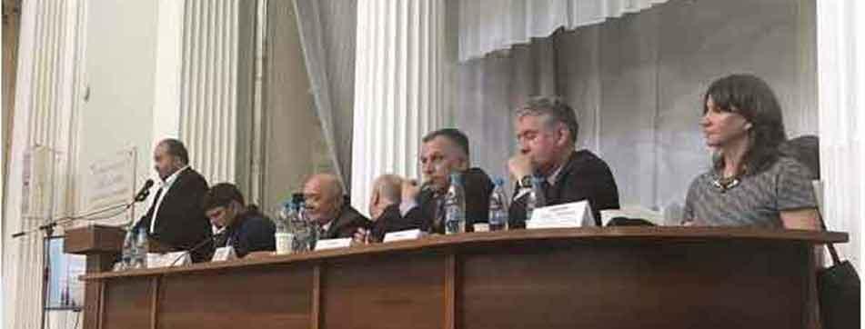 Отчёт о конференции НСБ «Безопасный город»
